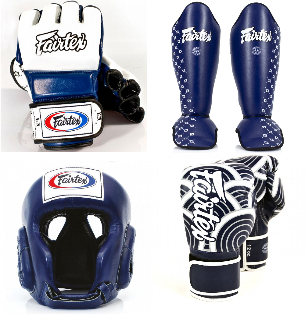 Набор Fairtex Blue1
