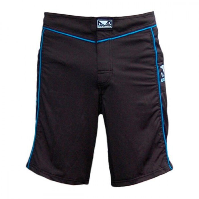 Шорты Bad Boy Fuzion Shorts - Black/Blue