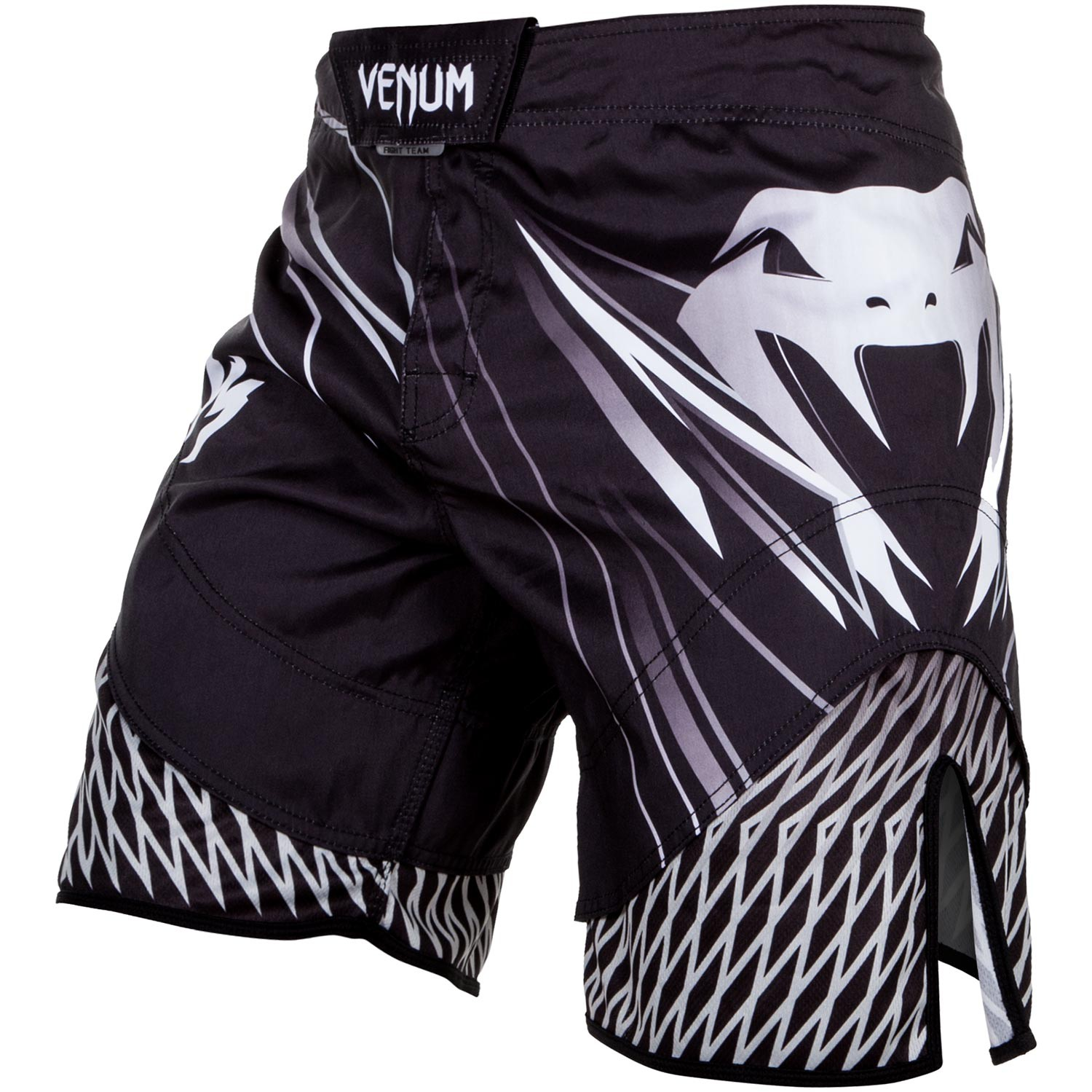 Шорты Venum Shockwave 4.0 Fightshorts Black/Grey