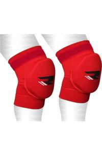 Наколенники RDX Knee Pads Brace Support Protection Red